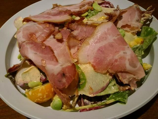 スモークハムのサラダ.jpg